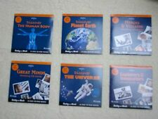 BRITANNICA FAMILY COLLECTION DISCOVER PC CD-ROM 6 DISCS