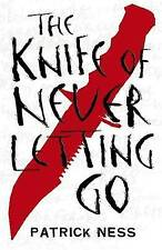 The Knife of Never Letting Go by Patrick Ness (Paperback) New Book