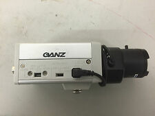 Lot 4 Ganz YCH-03A CCTV 540TVL, 2.8-12mm Lens, Day/Night, Security Color Cameras