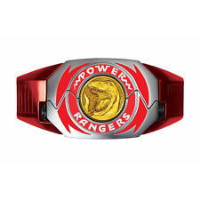 Mighty Morphin Power Rangers Legacy Power Morpher - Red Ranger Edition