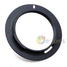 M42 Lens to Pentax PK Adapter Ring for K-X K-7 K-M K100D K200D K10D K20D Black