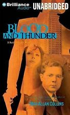 Blood and Thunder by Max Allan Collins (CD-Audio, 2013)