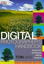 Digital Photographer's Handbook, Tom Ang Hardback Book