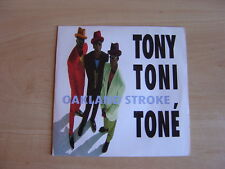 "Tony! Toni! Tone !: Oakland Stroke 7"": 1990 UK Release: Picture Sleeve"
