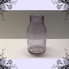 Antique Embossed Medium Size Horlicks Malted Milk Jar