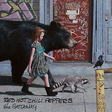 RED HOT CHILI PEPPERS THE GETAWAY CD - NEW RELEASE JUNE 2016