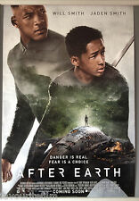 Cinema Poster: AFTER EARTH 2013 (One Sh.) Jaden Smith Will Smith Sophie Okonedo