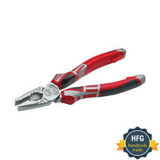 NWS 109-49-180 High leverage combination pliers CombiMax, 180 mm