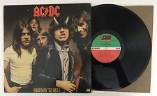 AC/DC - Highway To Hell - 1979 1st Press Vinyl LP Record SD 19244 (NM-)