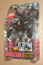 Resident Evil Super Tyrant Figure Moby Dick Series 10 with Nemesis Type 3 Part