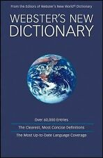 Webster's New Dictionary by Agnes (2008, Paperback)