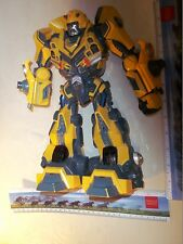 "2006 Hasbro Bumble Bee Cyber Stompin Transformers Action Figure 11"" High"