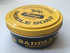 Fiebing's Yellow Saddle Soap, 12 Oz. Brand New -Clean and Polish Leather Care