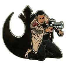 Star Wars The Force Awakens Disney Store Limited Edition 1000 Finn Pin