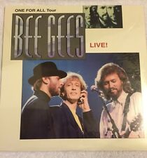 Bee Gees Live One For All Tour Laserdisc Brand New!