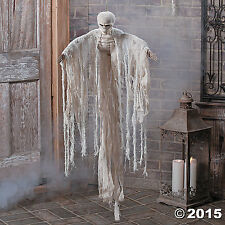 "Hanging Mummy - Foam. Hangs Approx. 43"". Halloween Party Decorations."