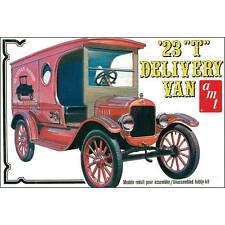 AMT 1/25 1923 Ford Model T Delivery Van AMT860 860 with New Improved Decal Sheet