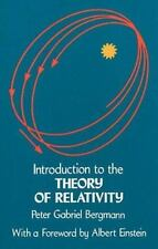 Introduction to the Theory of Relativity (Dover Books on Physics)-ExLibrary