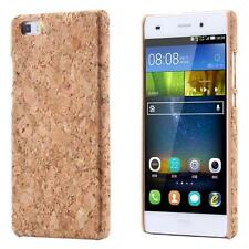 Huawei P8 Lite CORK CASE  WOOD NATURE COVER