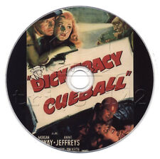 Dick Tracy vs. Cueball (1946) Morgan Conway Action, Crime, Drama Movie on DVD