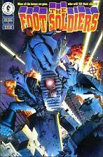 FOOT  SOLDIERS    { Dark Horse  -  Jan  1996 }  ##1  ##2  ##3  ##4
