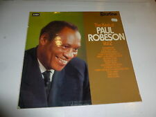 PAUL ROBESON - The Best Of Paul Robeson Vol 2 - UK 14-track Vinyl LP