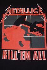 1994 Metallica Kill 'em All Ride the Lightning t shirt Large #3231