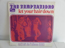 THE TEMPTATIONS Let your hair down 2C008 95065