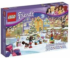 LEGO FRIENDS ADVENT CHRISTMAS CALENDAR 2015 ART. 41102 FROM 5 - 12 Years - NEW
