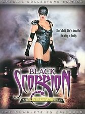 Black Scorpion - The Complete Television Series New DVD