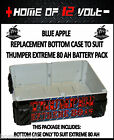 Thumper GENUINE REPLACEMENT bottom case EXTREME 80 AH Battery Pack 12 volt AGM