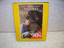 National Geographic Magazine The 1990's CD Rom Set Every Issue of the 90's on CD