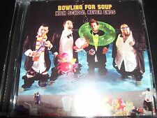 Bowling For Soup High School Never Ends US Promo CD Single – Like New