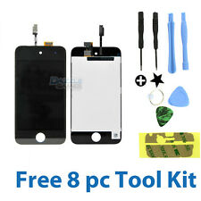 iPod Touch 4 4th Gen 4G LCD Screen Replacement Digitizer Glass Assembly + Tools!