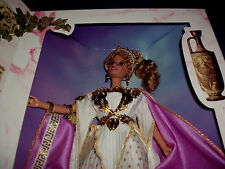 1995 GRECIAN GODDESS COLLECTOR EDITION GREAT ERAS BARBIE DOLL MATTEL #15005 NRFB