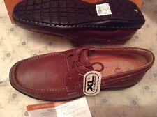 Boxed👤Clarks👤size ONU no estructurados 6 cabo caoba cuero Shoes(39.5EU) para hombre