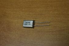 Quartz 18,432 MHz HC49 crystal horloge temps réel arduino