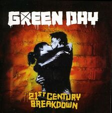 Green Day - 21st Century Breakdown [New CD] Explicit
