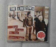 The Libertines What becam of the likely lads  CD Babyshambles Doherty