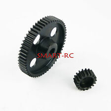 HD Steel 55T Spur Gear 19T Pinion for HPI Baja 5B 5T 5SC Rovan King Motor Smart