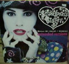 Shakespear's Sister Break My Heart Uk 12""