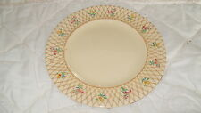 C4 Pottery Johnson Bros Old English Trellis Side Plate 18cm 5B2A