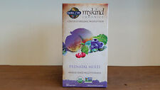 Garden of Life myKind Organics Prenatal Wholefood Multivitamin 180 Tablets