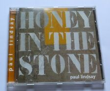 PAUL LINDSAY - honey in the stone - CD