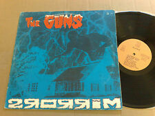 THE GUNS MIRRORS (ITALIAN METAL BAND) 1988 POP CORE RECORDS PCR 001 ITALY LP