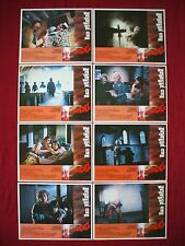 THE FOG * 1980 ORIGINAL MOVIE POSTER LOBBY CARDS COMPLETE SET KAB 1340 HALLOWEEN