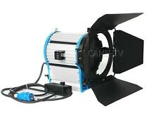 PRO come ARRI FRESNEL 2000w luce tungsteno + Dimmer Built-in luci