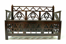 bench Gothic for Dolls Tonner BJD 1/4 16-18 inch furniture diorama NEW!