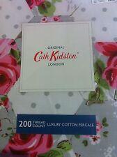 BNWT Cath Kidston Patchwork Rose KING SIZE Duvet Cover + 2 Pillowcases  £80.00