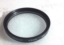UV Lens Safety Protector Filter For Fujifilm Fujinon XF 35mm F2 R WR Camera Lens